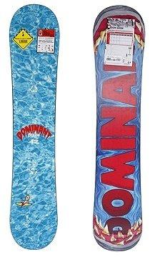 Burton Dom Grom (142cm) (Blue/Multi)