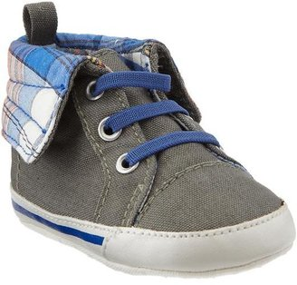 Old Navy Fold-Over High-Top Sneakers for Baby