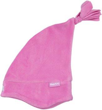 Playshoes Girl's Fleece-Zipfelmutze Hat
