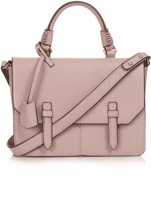 Topshop Medium clean satchel