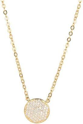 Dee Berkley - Disk Necklace (Gold) - Jewelry