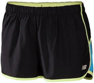 New Balance Momentum Running Shorts - Women's