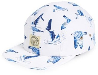 Obey 'Seagulls' Five-Panel Cap