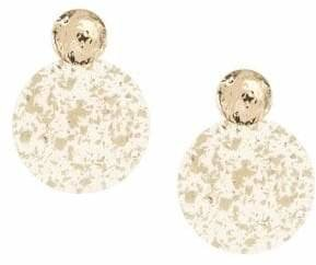 Etereo Neutrals Statement Earrings