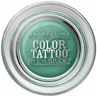 Maybelline Eye Studio Color Tattoo Eyeshadow Edgy Emerald