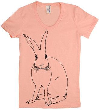 Supermaggie Funny Bunny Tee Women's