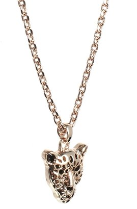 Johnny Loves Rosie Leopard Necklace