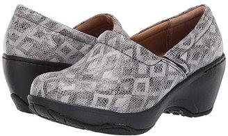 Nurse Mates Bryar (Cheveron) Women's Clog Shoes
