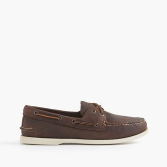 J.Crew Sperry® for Authentic Original 2-eye broken-in boat shoes