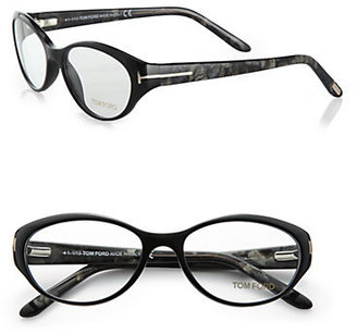 Tom Ford Oval Optical Glasses