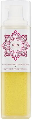 REN Moroccan Rose Otto Body Wash, 200ml