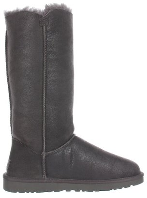 UGG Bailey Button Triplet Bomber Women's Pull-on Boots