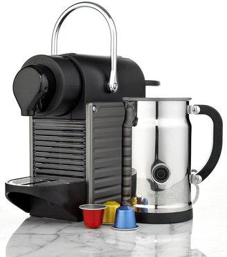 Nespresso C60/D60 Espresso Maker, Pixie Bundle