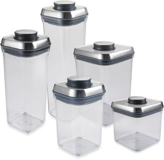 OXO SteeL® POP Square Food Storage Container