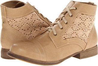 UNIONBAY Patrice Lace Up Bootie