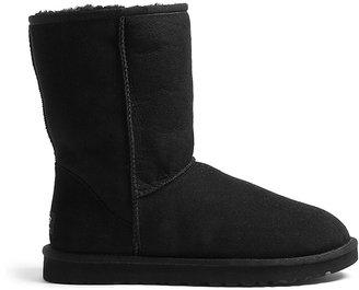 UGG Black Classic Short Boots