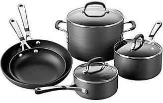Calphalon Simply 8-pc. Hard-Anodized Nonstick Cookware Set