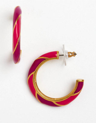 T Tahari Hoop Earrings