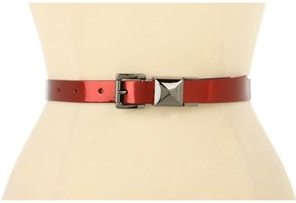 MICHAEL Michael Kors 3/4 Specchio With Stud Loop (Red) - Apparel