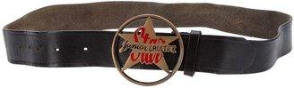 Jean Paul Gaultier Vintage leather belt