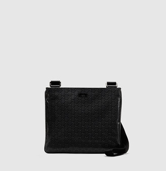 Gucci GG imprimé messenger bag