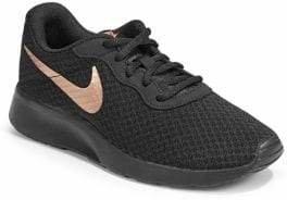Nike Tanjun Logo Athletic Sneakers