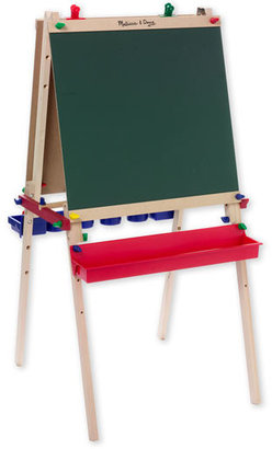 Melissa & Doug Toddler Standing Wooden Art Easel