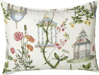 """Horchow """"Garden Folly"""" Bed Linens"""