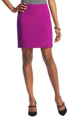 LOFT Petite Color Pop Straight Skirt