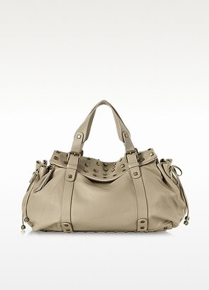 Gerard Darel Blossom 24 Hours Phoenix Leather Satchel Bag