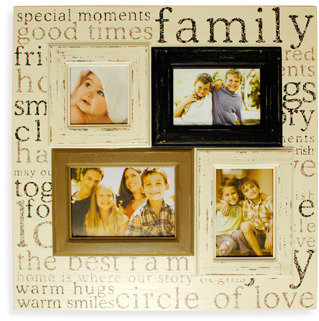 Bed Bath & Beyond Family Photo Collage
