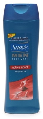 Suave for Men Body Wash Active Sport
