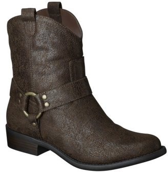 Mossimo Women's Kaisha Ankle Boot - Assorted Colors