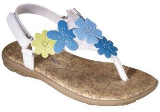 Toddler Girl's Cherokee® Joss Sandal - Turquoise