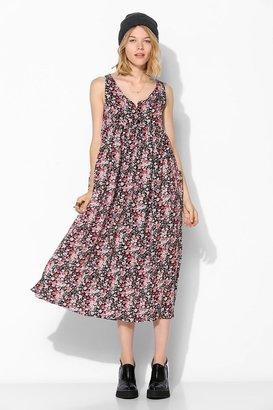 Babydoll Urban Renewal Maxi Dress