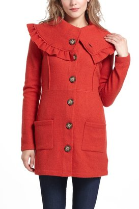 Anthropologie Herlev Sweater Coat