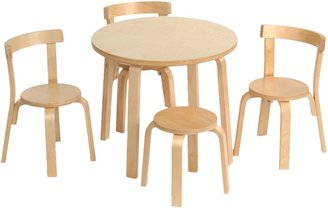 Svan Play with Me Toddler Table Set - Natural