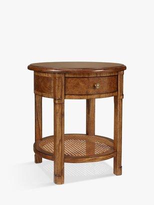 John Lewis & Partners Hemingway Round Lamp Table