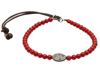 Catherine Michiels Coral diamond bracelet