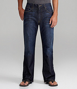 Lucky Brand Big & Tall 181 Relaxed Straight-Leg Jeans