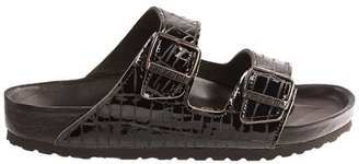 Birkenstock Tatami by Arizona Croco Sandals (For Women)