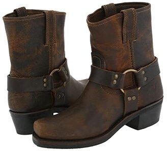 Frye Harness 8R W (Tan Leather) Women's Boots