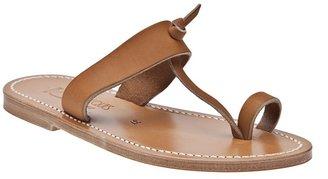 K. Jacques t-bar sandal