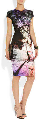 Mary Katrantzou Elay printed stretch-jersey dress