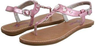 Rachel Belize (Youth) (Pink Metallic) - Footwear