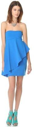 Susana Monaco Flutter Tube Dress