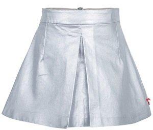 bengh per principesse Shiny Silver Skirt