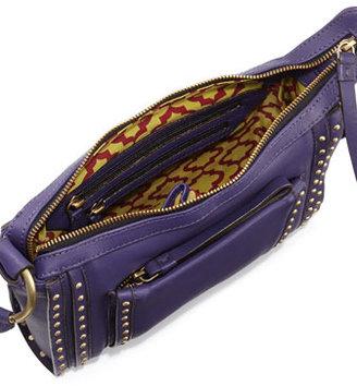 Oryany Pamela Studded Crossbody Bag, Purple