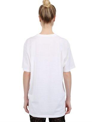 Givenchy Maison Cotton Jersey T-Shirt
