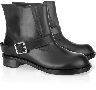 Chloé Biker leather boots
